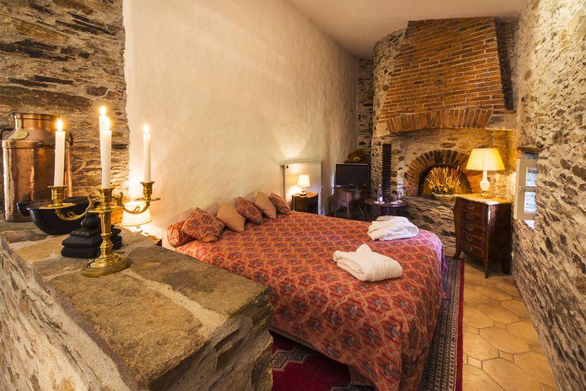 Nuit de noces 30 suites nuptiales qui vont vous enchanter for Chateau de la colaissiere