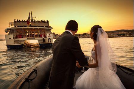 Comment faire une surprise aux mari�s le jour de leur mariage ?