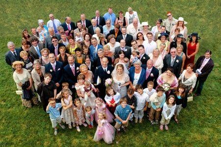 Comment présenter vos familles avant le mariage