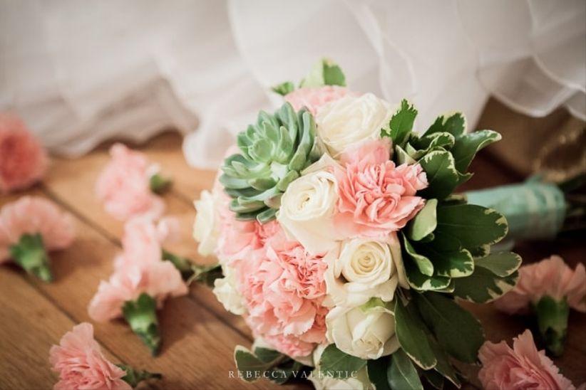 5 Fleurs Pour Un Bouquet De Mariee En Ete