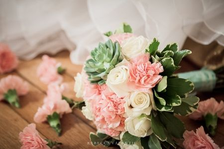 8 tendances de bouquets de mari�e 2015