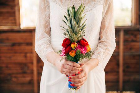 45 bouquets de mariée originaux pour un mariage unique