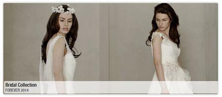 Robes de mari�e Alberta Ferretti Collection 2014