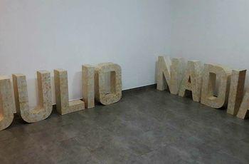 Tutoriel lettres géantes pour votre décoration