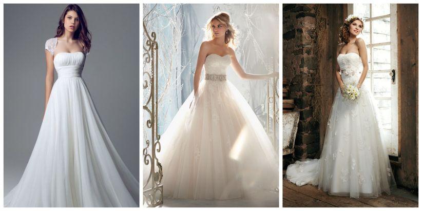 10 robes de mariée romantiques 2014 90243b71eef