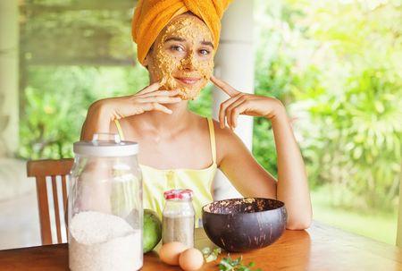 Recettes de soins maisons pour la peau à faire soi-même