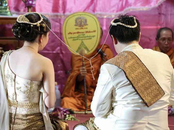 Le Mariage Thaïlandais Respect Et Honneur Des Traditions