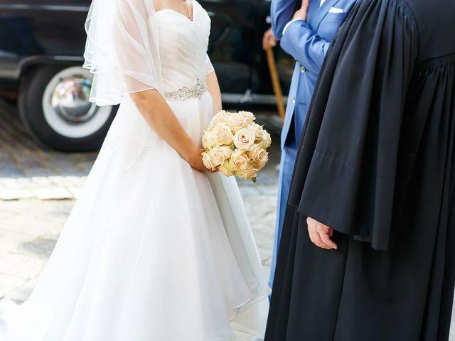 Que savez-vous du mariage protestant?