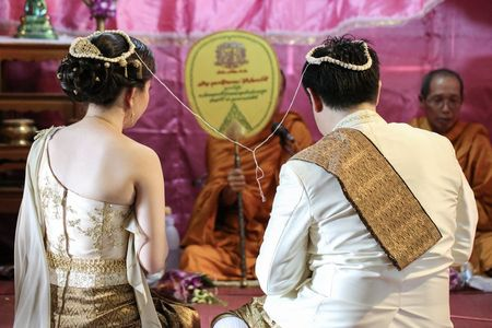 Le mariage thaïlandais : respect et honneur des traditions