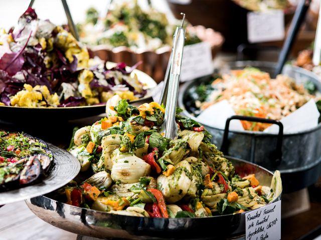 5 types de plats déconseillés pour un banquet de mariage
