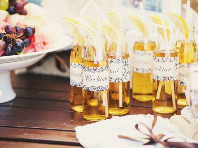 Nos meilleures idées de cocktails sans alcool pour votre grand jour