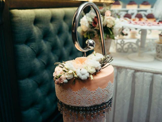 Wedding Cakes suspendus, de l'originalité jusqu'au dessert