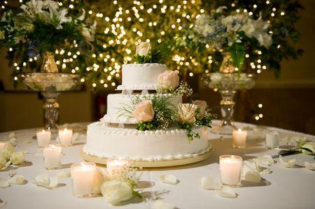 Recette de gla�age pour wedding cake
