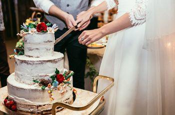 Naked cake: la pièce montée qui met à nu votre dessert de mariage