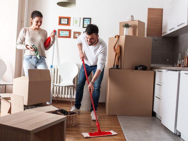 Répartition des tâches ménagères au sein du couple