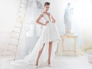 27 robes de mariée longues derrière et courtes devant