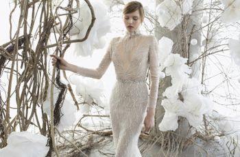 Over the Rainbow 2018: la collection de robes de mariée féeriques signées Mira Zwillinger