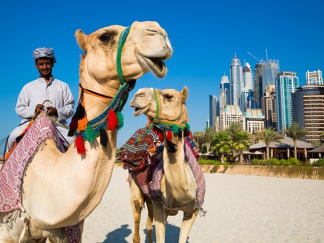 Lune de miel à Dubaï : entre luxe ostentatoire et traditions