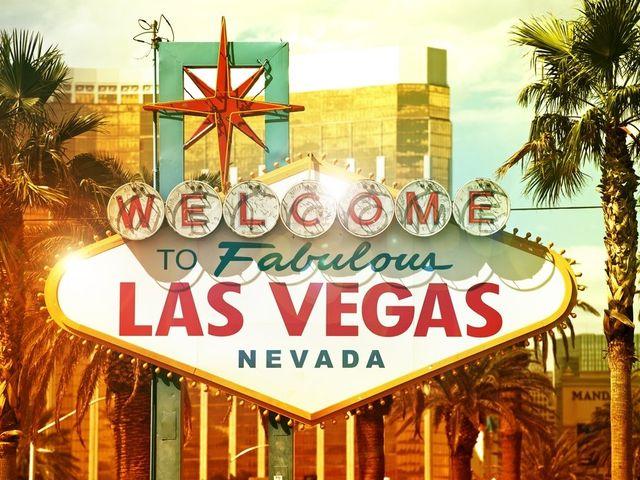 Lune de miel riche et spectaculaire à Las Vegas