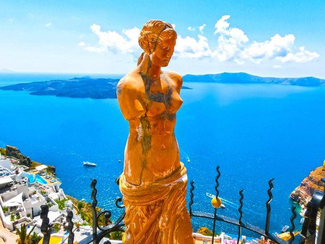 Evasion : pourquoi partir en Grèce pour votre lune de miel ?