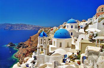 Quelle île grecque choisir pour votre lune de miel ?
