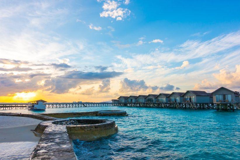 voyage de noce aux maldives soleil plages paradisiaques et farniente. Black Bedroom Furniture Sets. Home Design Ideas