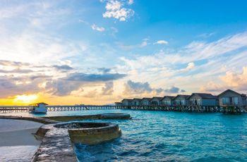 Voyage de noce aux Maldives : soleil, plages paradisiaques et farniente