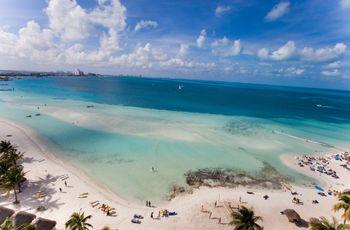 Lune de miel à Cancún : à vous ce coin de paradis !