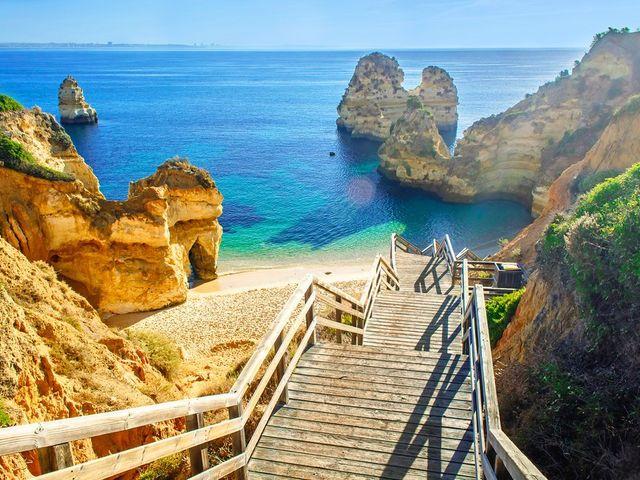 Lune de miel en Algarve : une région ensoleillée et pittoresque