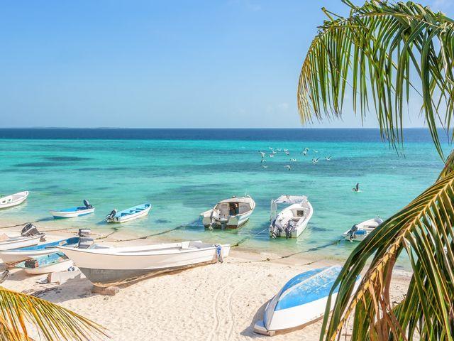 8 destinations balnéaires pour un voyage de noces les pieds dans l'eau