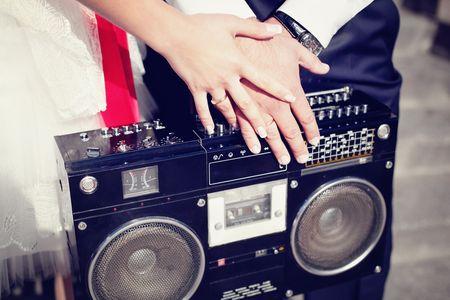 10 chansons à éviter pour votre mariage