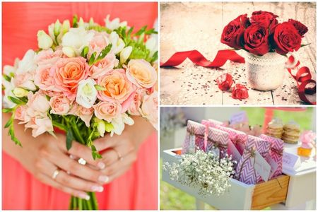 10 couleurs tendances pour un mariage en �t� 2016