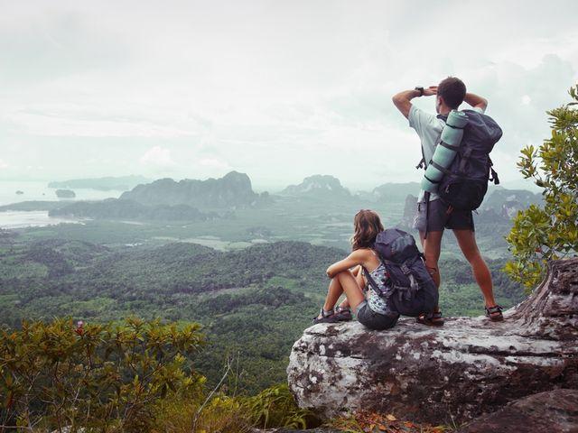 Lune de miel sportive : 5 destinations idéales pour pratiquer votre loisir préféré