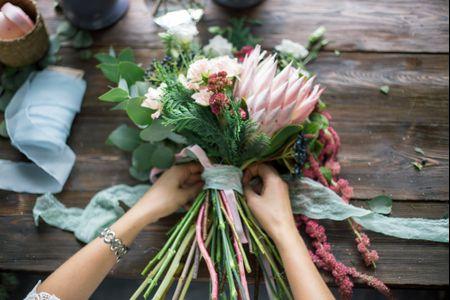 Un bouquet de mariée pas cher pour le jour J
