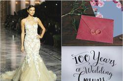 Ce que l'on retiendra de 2015 dans l'univers du mariage