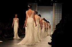Défilé en direct : Rosa Clará inaugure la Barcelona Bridal Fashion Week 2016