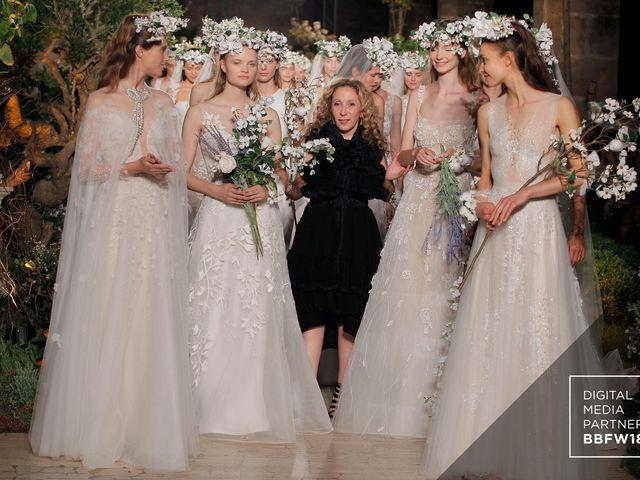Reem Acra 2019 : des robes de mariée pour les fées du mariage
