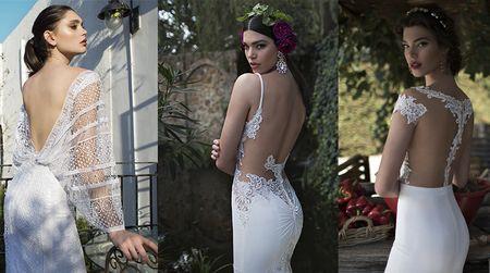 Quel est le d�collet� de dos que vous pr�f�rez pour votre robe de mari�e ?