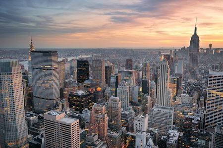 Lune de miel low cost � New York