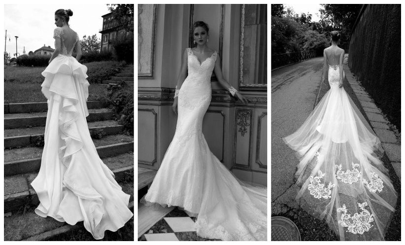 Robes de mariée: les tissus