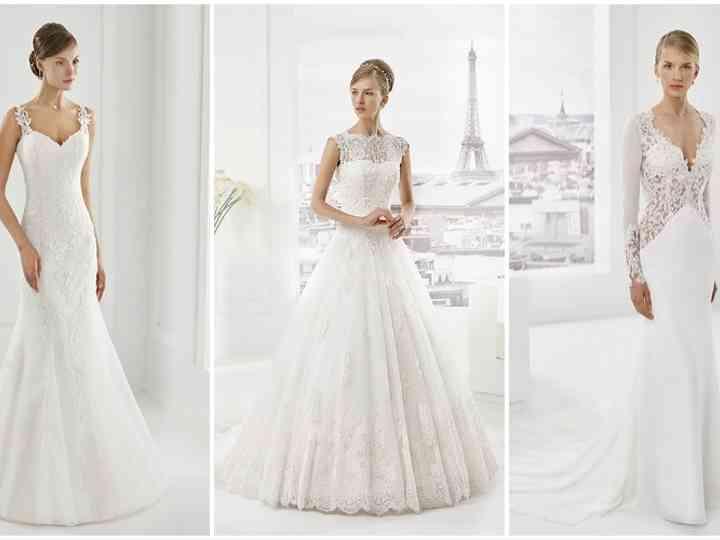 Robes de mariée Pronuptia 2016