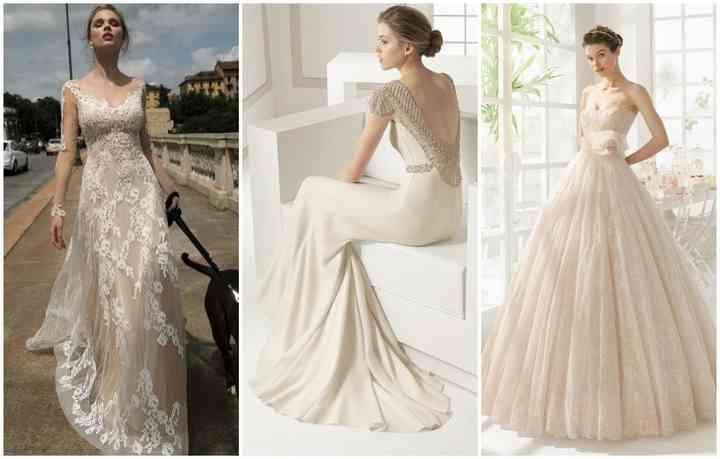 L'ivoire ou le blanc pour la robe de marié
