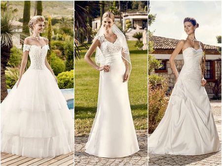Robes de mari�e Point Mariage 2016