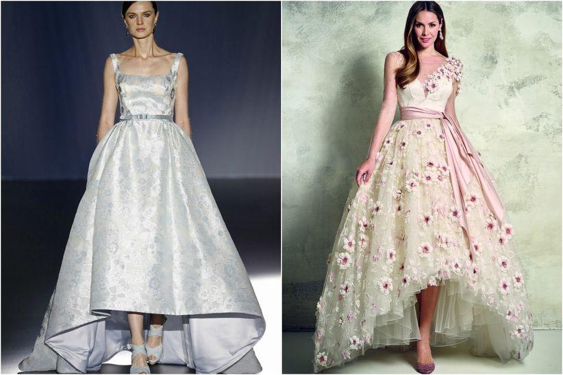 10 looks pour les invit es for Maxi robes florales pour les mariages