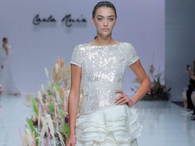 Avant-goût des tendances 2019 : les 15 atouts des nouvelles robes de mariée !