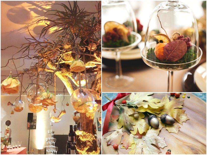 Fleurs d automne pour votre bouquet de mari e for S habiller pour un mariage d automne