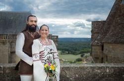 Le mariage de Guillaume et Marlène à Douzains, Lot-et-Garonne