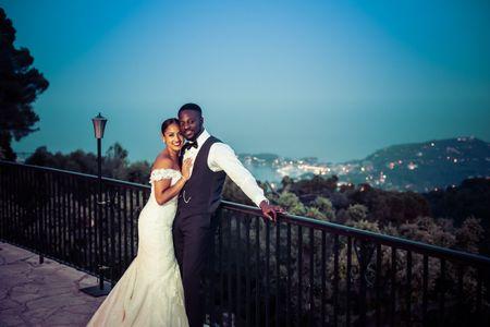 Le mariage de Yomi et Soraya à Nice, Alpes-Maritimes
