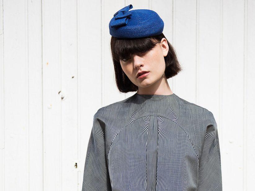 Quel modèle de chapeau choisir selon votre tenue d invitée   2857afed1e9