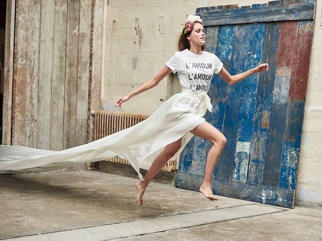 T-shirt spécial mariée : 6 bonnes occasions d'en porter